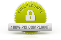 PCI Compliance Badge